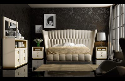 Bedroom  Furniture Beds with Storage