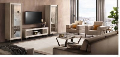 ArredoAmbra Entertainment Center by Arredoclassic, Italy