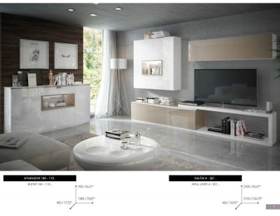 Fenicia Wall Unit Salon 04