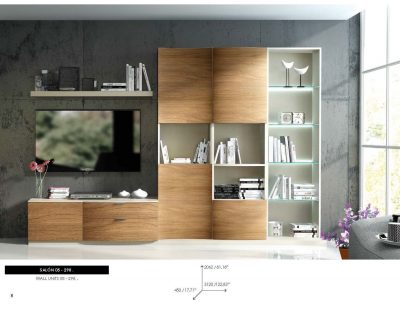 Fenicia Wall Unit Salon 05