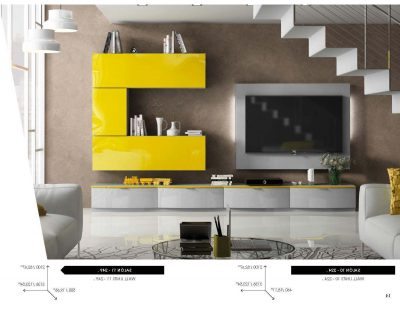 Fenicia Wall Unit Salon 10