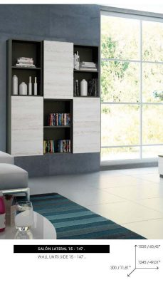 Fenicia Wall Unit Salon 15 L