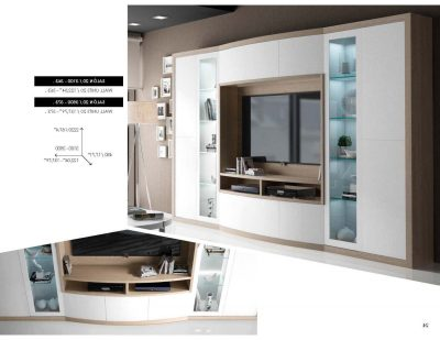 Fenicia Wall Unit Salon 20