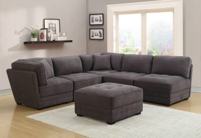 Gordon Sectional w/Ottoman