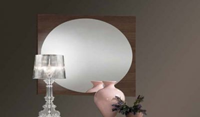 Wallunits Hallway Console tables and Mirrors Teseo Mirror Only