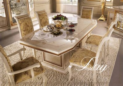 Brands Arredoclassic Dining Room, Italy Leonardo Day