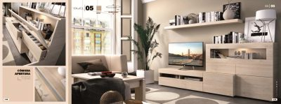 Collections Duo Wall Units, Spain DUO 05