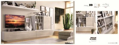 Collections Duo Wall Units, Spain DUO 09