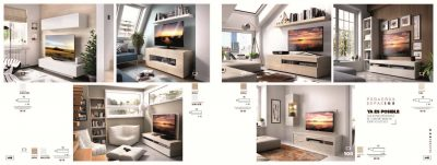 Collections Duo Wall Units, Spain DUO 100