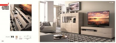Collections Duo Wall Units, Spain DUO 11