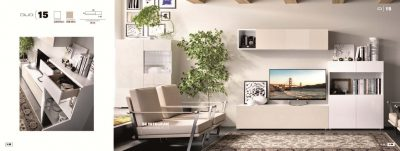 Collections Duo Wall Units, Spain DUO 15