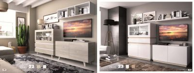 Collections Duo Wall Units, Spain DUO 22_23