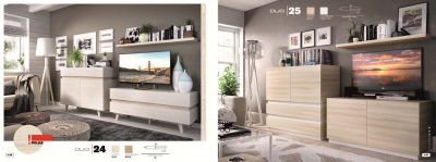 Collections Duo Wall Units, Spain DUO 24_25