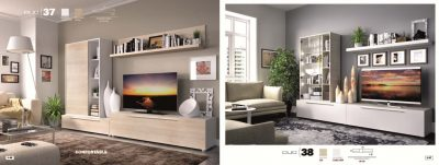 Collections Duo Wall Units, Spain DUO 37_38