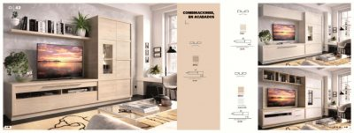 Collections Duo Wall Units, Spain DUO 42_43_44