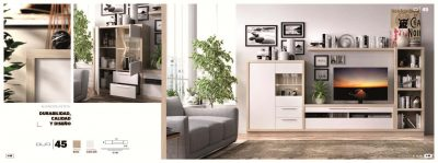 Collections Duo Wall Units, Spain DUO 45