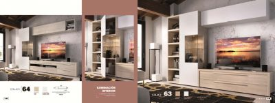 Collections Duo Wall Units, Spain DUO 63_64