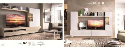Collections Duo Wall Units, Spain DUO 67_68
