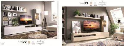 Collections Duo Wall Units, Spain DUO 70_71