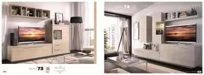 Collections Duo Wall Units, Spain DUO 73_74