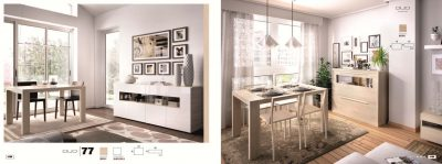 Collections Duo Wall Units, Spain DUO 77_78