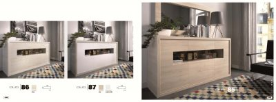 Collections Duo Wall Units, Spain DUO 85_86_87