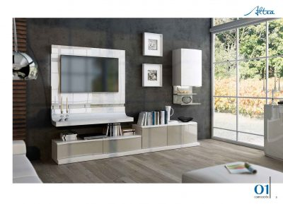 Fenicia Wall Unit Salon 06
