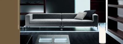 Brands Formerin Modern Living Room, Italy Delon