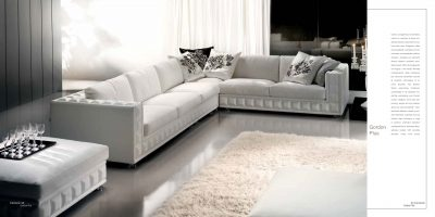 Collections Formerin Modern Living Room, Italy Gordon Plus