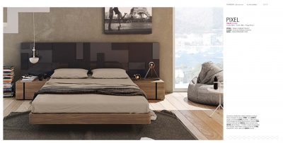 Collections Garcia Sabate, Modern Bedroom Spain Composition 204/YM12 COMP