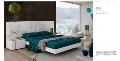 Collections Garcia Sabate, Modern Bedroom Spain Composition 205/YM14 COMP