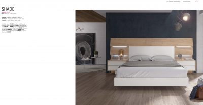 Brands Garcia Sabate, Modern Bedroom Spain YM01