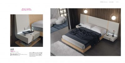 Garcia Sabate, Modern Bedroom Spain