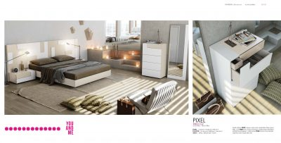 Brands Garcia Sabate, Modern Bedroom Spain YM13