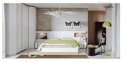 Brands Garcia Sabate, Modern Bedroom Spain YM20