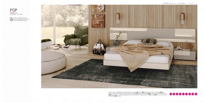 Brands Garcia Sabate, Modern Bedroom Spain YM25