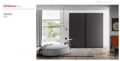 YM501 Sliding Doors Wardrobe