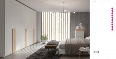Brands Garcia Sabate, Modern Bedroom Spain YM507 Sliding Doors Wardrobes