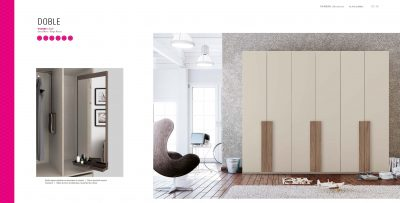 Brands Garcia Sabate, Modern Bedroom Spain YM508 Sliding Doors Wardrobes