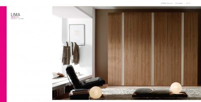 Brands Garcia Sabate, Modern Bedroom Spain YM512 Sliding Doors Wardrobes