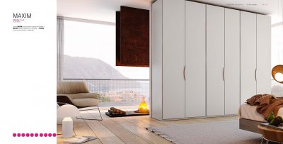 Brands Garcia Sabate, Modern Bedroom Spain YM516 Sliding Doors Wardrobes