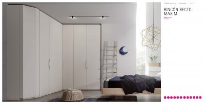 Brands Garcia Sabate, Modern Bedroom Spain YM517 Sliding Doors Wardrobes