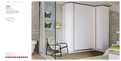 Brands Garcia Sabate, Modern Bedroom Spain YM519 Wardrobe