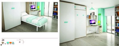 Collections Joype Kids Bedrooms, Spain Composition 24