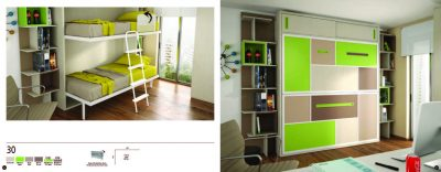 Collections Joype Kids Bedrooms, Spain Composition 30
