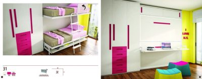 Collections Joype Kids Bedrooms, Spain Composition 31