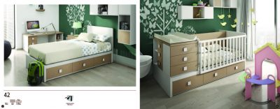 Collections Joype Kids Bedrooms, Spain Composition 42