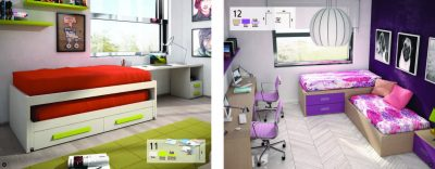 Collections Joype Kids Bedrooms, Spain Composition 11&12