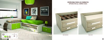 Collections Joype Kids Bedrooms, Spain Composition 13