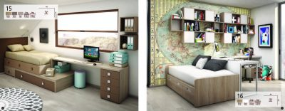 Collections Joype Kids Bedrooms, Spain Composition 15&16